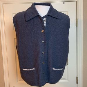 Woolrich Vest Smoked Pearl XL